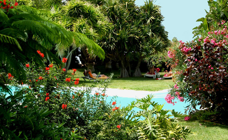 La Palma Jardin Hotel